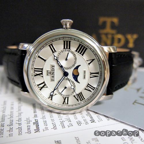 ★땡처리★TANDY 문페이즈시계 - 상품이미지