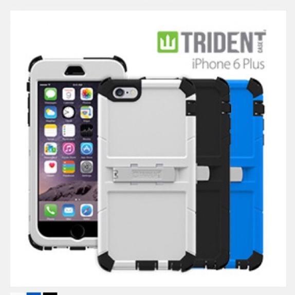 트라이덴트 아이폰 케이스 - 상품이미지