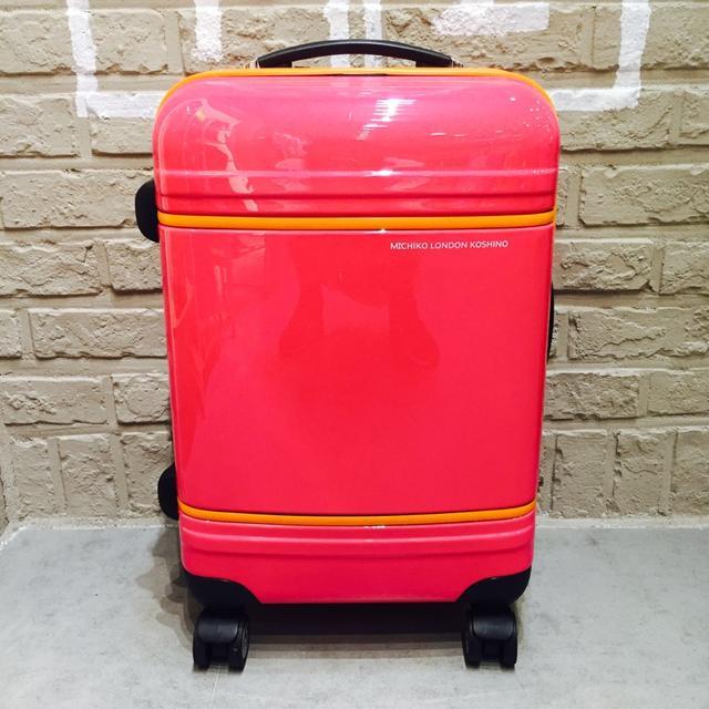 미치코런던 기내용 20인치 확장형 캐리어 여행가방 - 상품이미지
