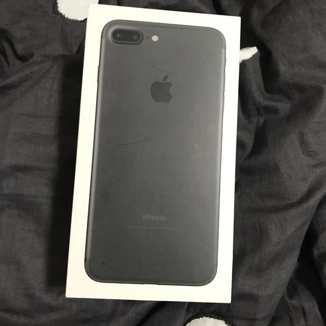아이폰7+ 매트블랙 아이폰7 플러스 - 상품이미지
