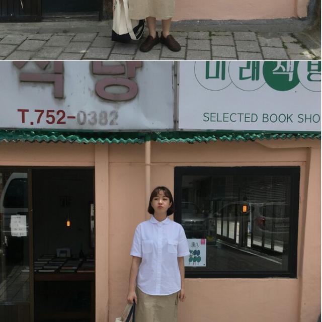 [FREE] 바온 하리보 반팔남방 - 상품이미지