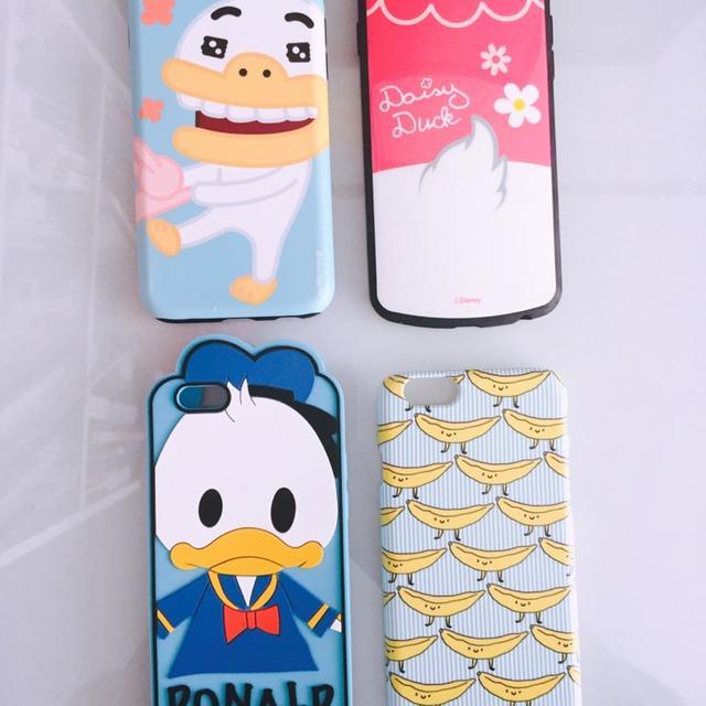 아이폰6 디즈니케이스 카카오케이스 일괄판매 - 상품이미지