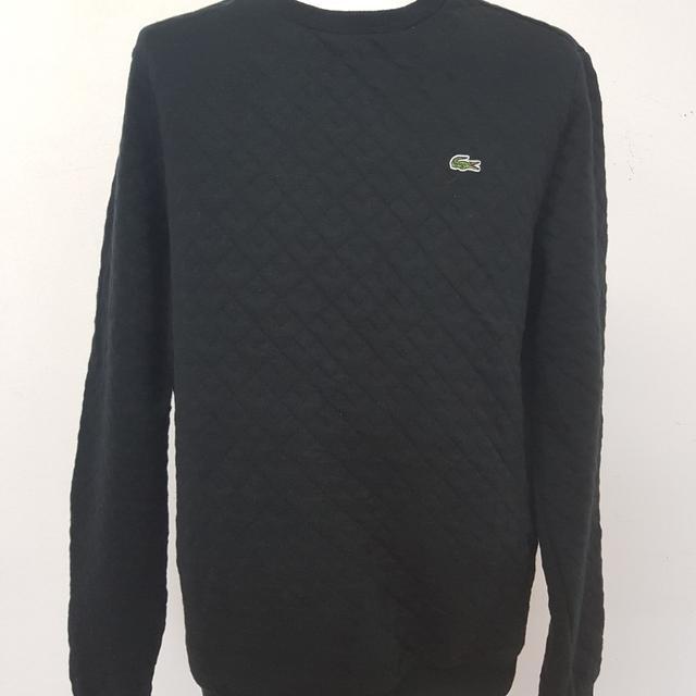 [95] 라코스테 맨투맨 티셔츠 - 상품이미지