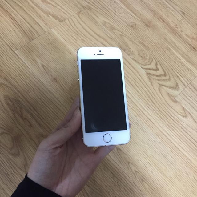 아이폰 5S 골드 정상해지 - 상품이미지