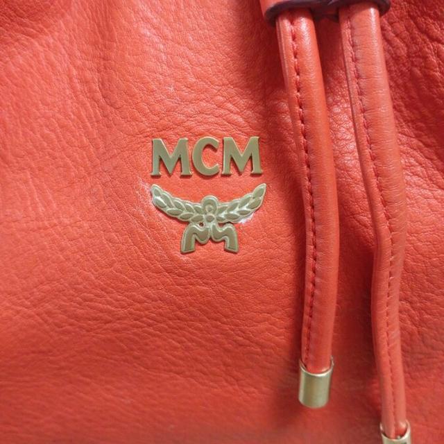 (정품)MCM크로스백<가격내림> - 상품이미지