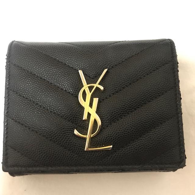 [정품]입생로랑 지갑 - 상품이미지