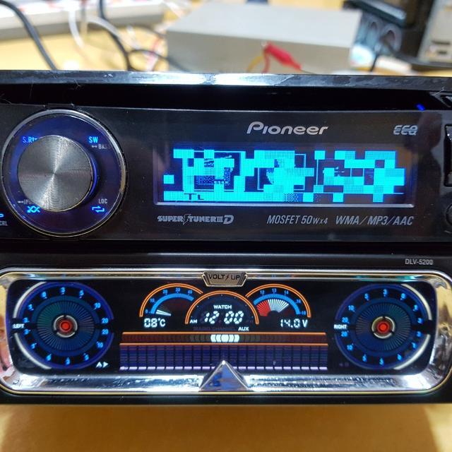 파이오니아 DEH-P5150UB 카오디오 팝니다 - 상품이미지