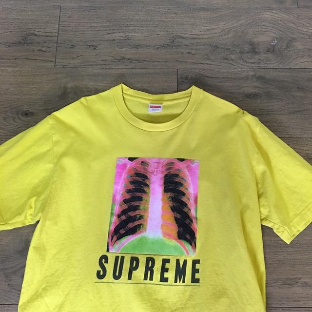 슈프림 엑스레이 티셔츠 (L) - 상품이미지
