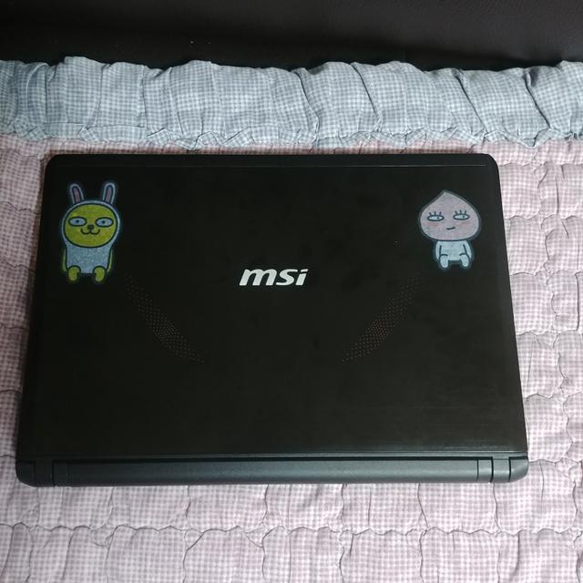 MSI GE40 2PC Dragon Eyes 게이밍 노트북 - 상품이미지