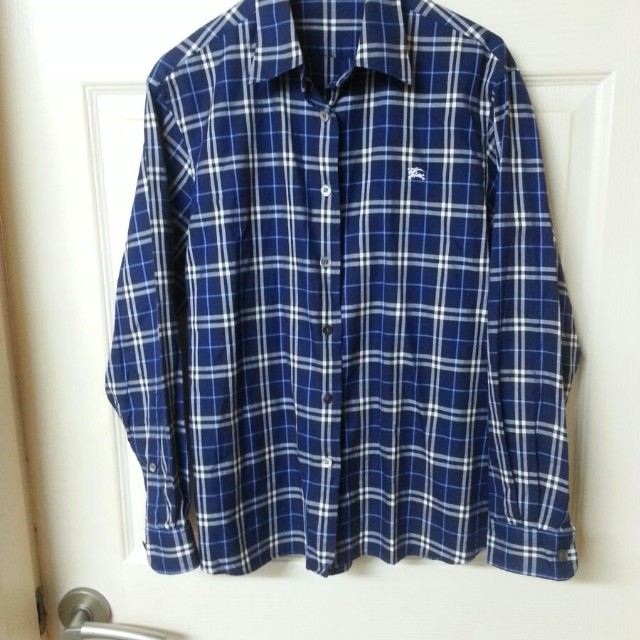 [M] 버버리 셔츠 남방 - 상품이미지