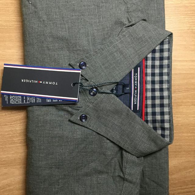 [S] 타미힐피거 셔츠 새상품(1/3값) - 상품이미지