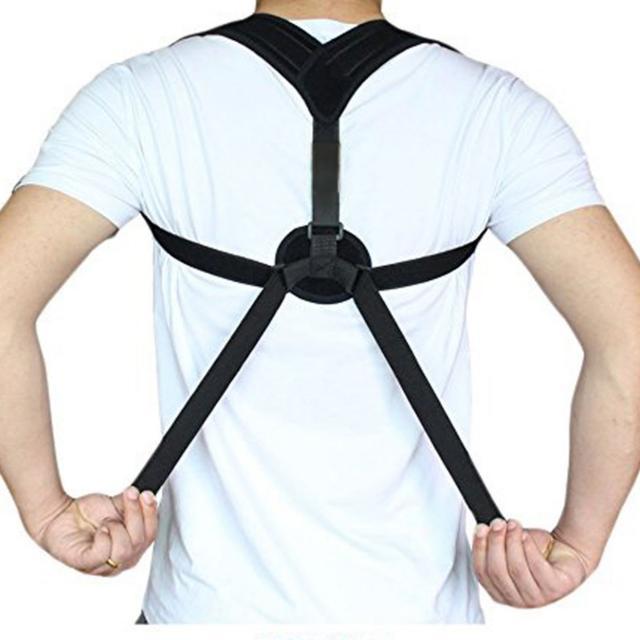 ♥️구부정한 등,어깨/바른 자세교정(BT336) - 상품이미지