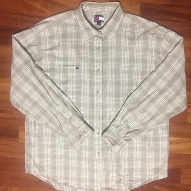 타미 셔츠 XL - 상품이미지