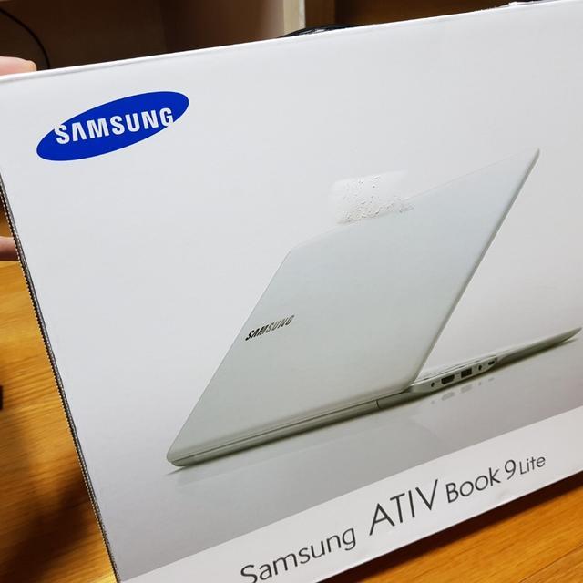 [새상품] 삼성 아티브북9 라이트(화이트) - 상품이미지