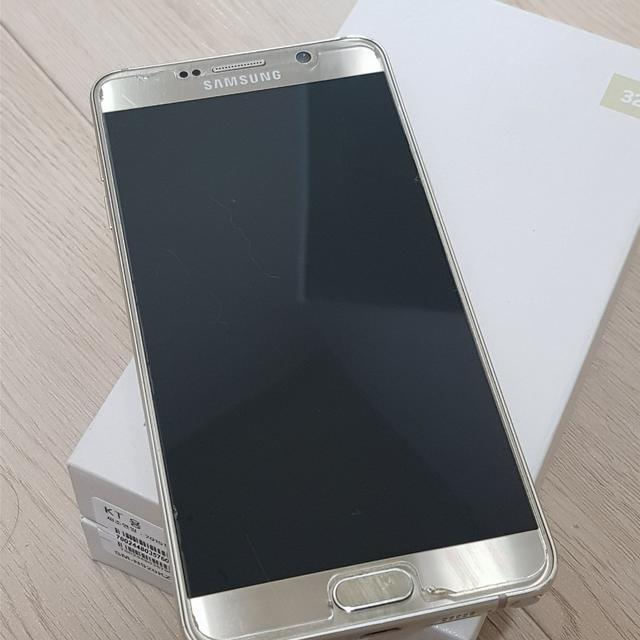 스마트폰 갤럭시 노트5 - 상품이미지