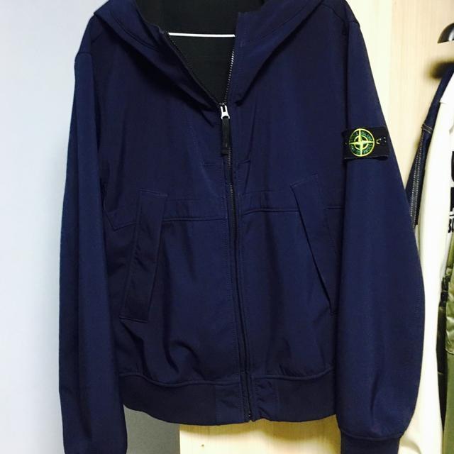 스톤아일랜드 소프트쉘 자켓 XL - 상품이미지