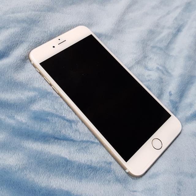 아이폰6+골드 64g 가격내림 - 상품이미지