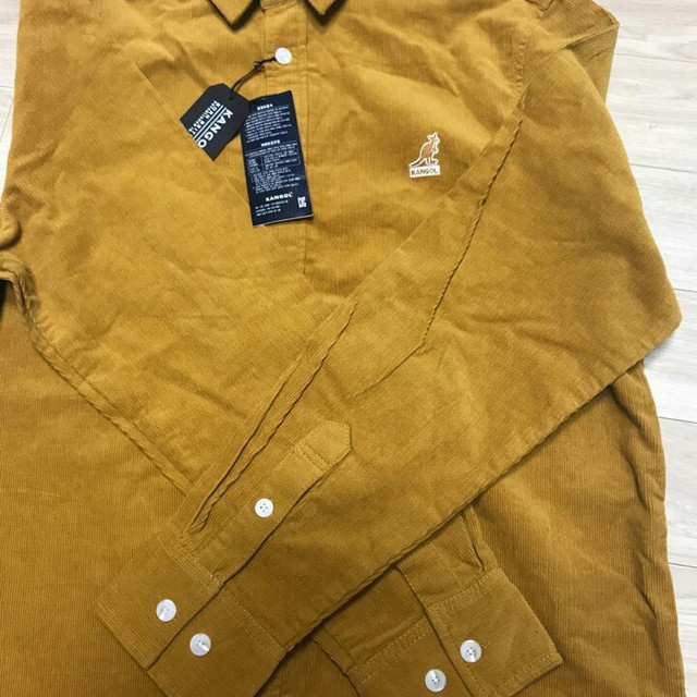 [L] 캉골 셔츠 - 상품이미지