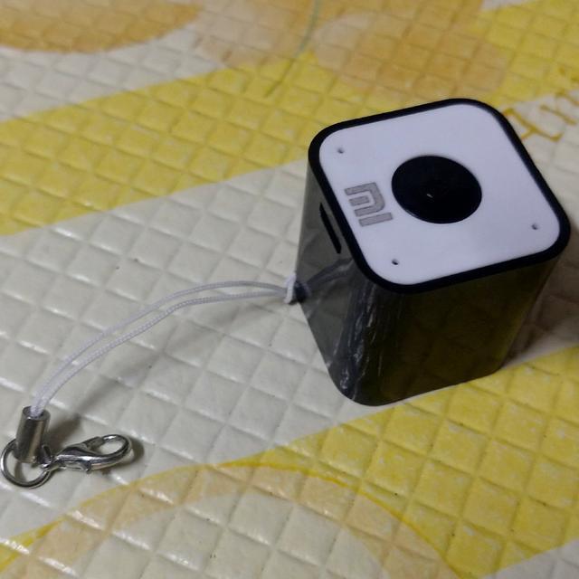 초소형 큐브 블루투스 스피커 - 상품이미지