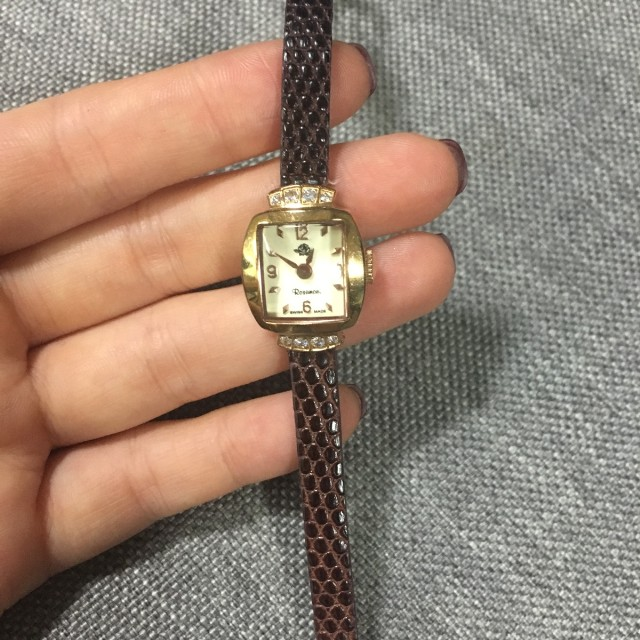 로즈몽 시계 - 상품이미지