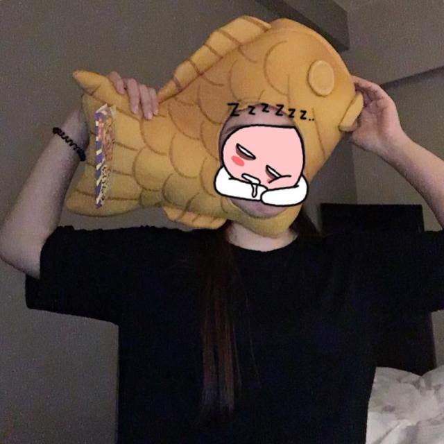 일본 돈키호테 붕어빵 모자 - 상품이미지