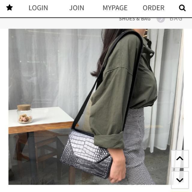 모코블링 크로커 bag - 상품이미지