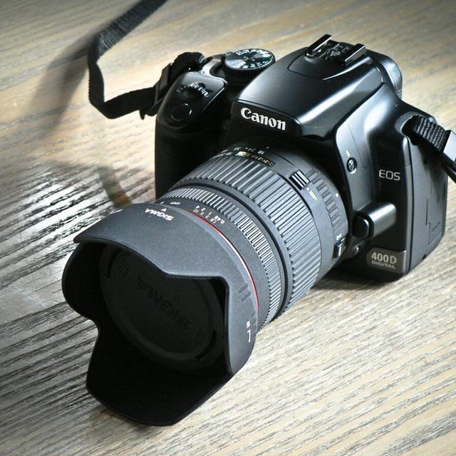 캐논 EOS 400D dslr 카메라 - 상품이미지