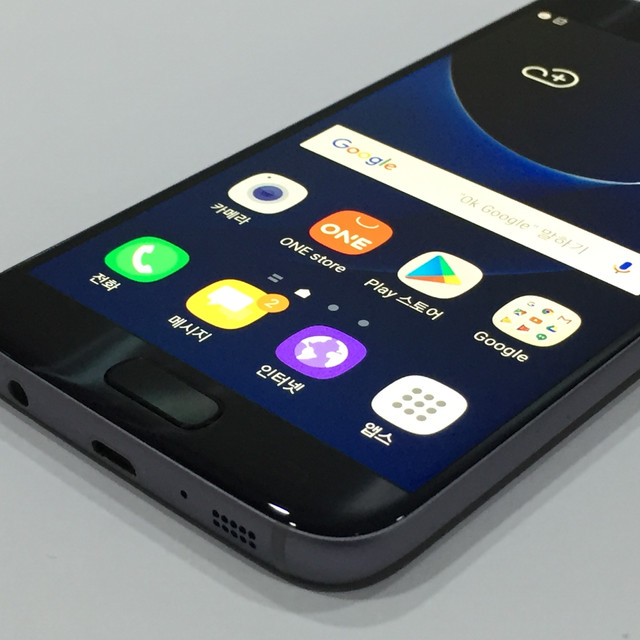 U+ 갤럭시S7 블랙 S급 G930L - 상품이미지