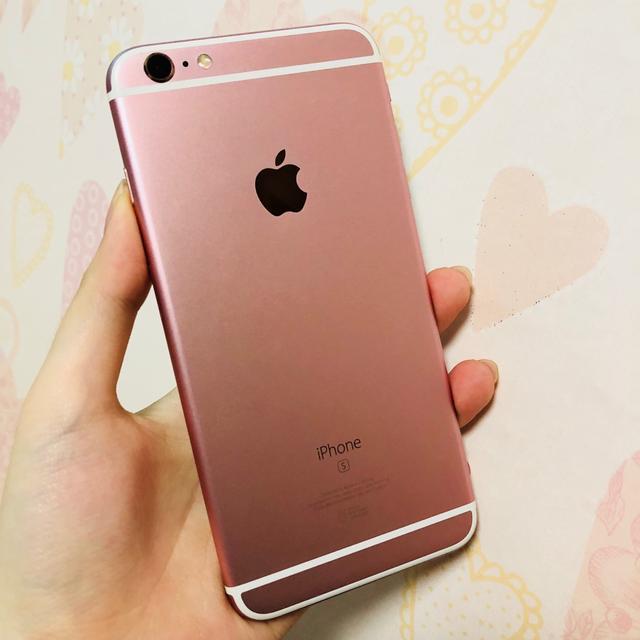 아이폰6s플러스 로즈골드 64GB - 상품이미지