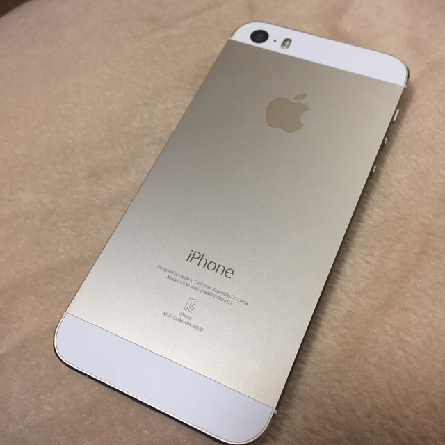 아이폰 5s 16기가 - 상품이미지