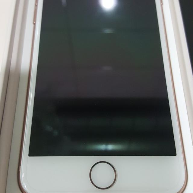 [무료나눔] 아이폰 8 64g 로즈골드! - 상품이미지