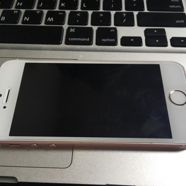 아이폰SE 로즈골드 64GB 판매 - 상품이미지
