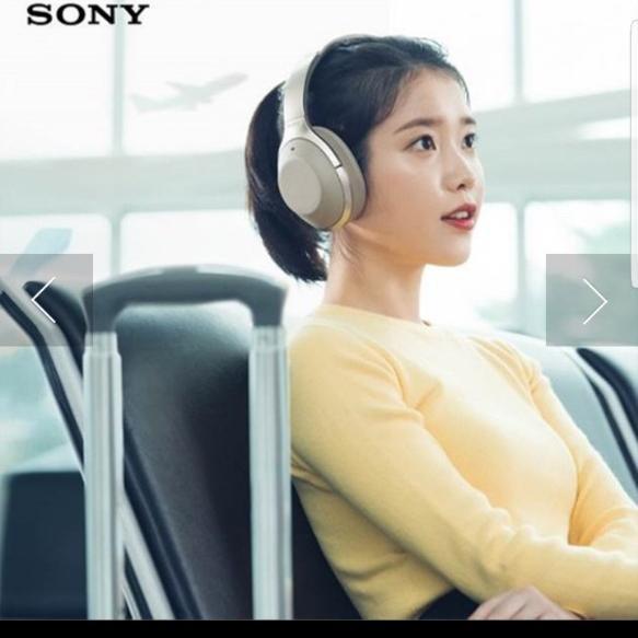 소니 무선 헤드폰 WH-1000XM2 미개봉 새제품 35만 - 상품이미지