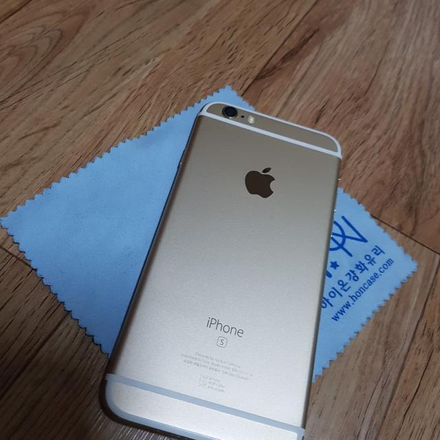 아이폰 6s 골드64G 정상해지 A급 - 상품이미지