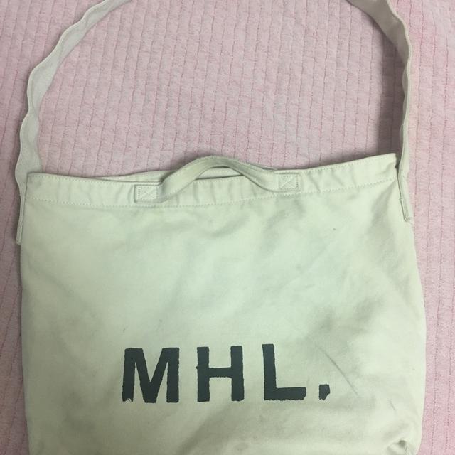 mhl 투웨이백 - 상품이미지