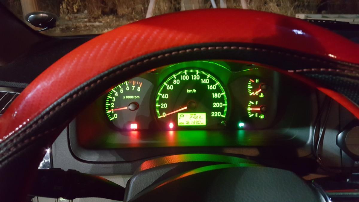 2004년식 세라토 가솔린 lpg겸용 - 1