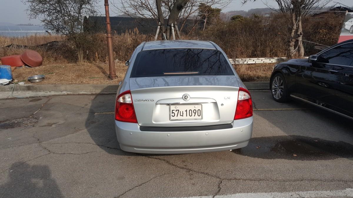 2004년식 세라토 가솔린 lpg겸용 - 4