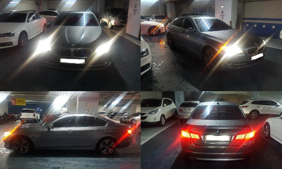 인천 경기 서울 BMW 520D 장단기 개인렌트 합니다. - 0
