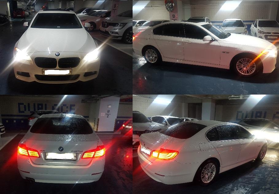 인천 경기 서울 BMW 520D 장단기 개인렌트 합니다. - 1