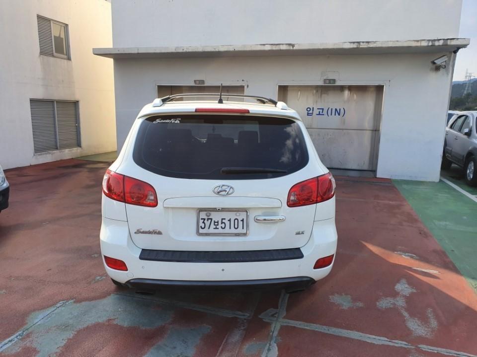 현대 싼타페CM 2.2 VGT 2WD SLX최고급형 5인승   - 1