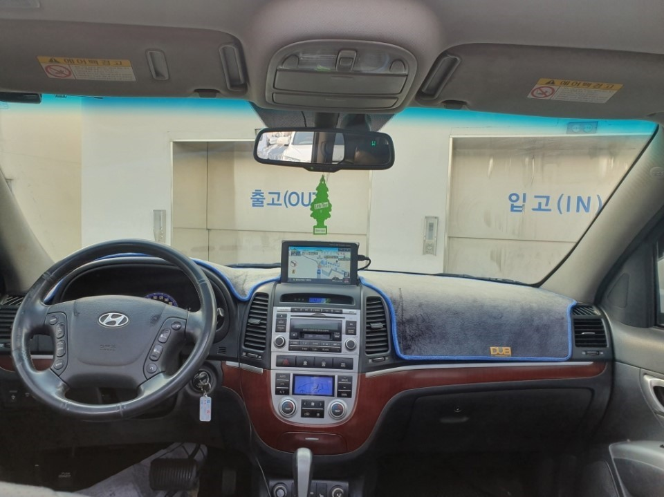 현대 싼타페CM 2.2 VGT 2WD SLX최고급형 5인승   - 2