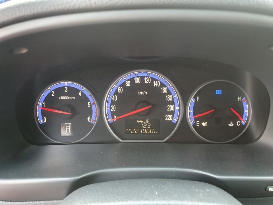 현대 싼타페CM 2.2 VGT 2WD SLX최고급형 5인승   - 4