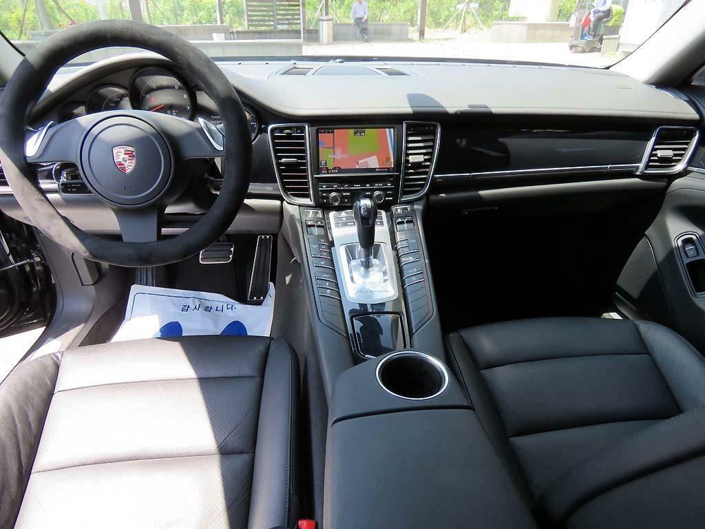 포르쉐 파나메라3.6 2WD - 4