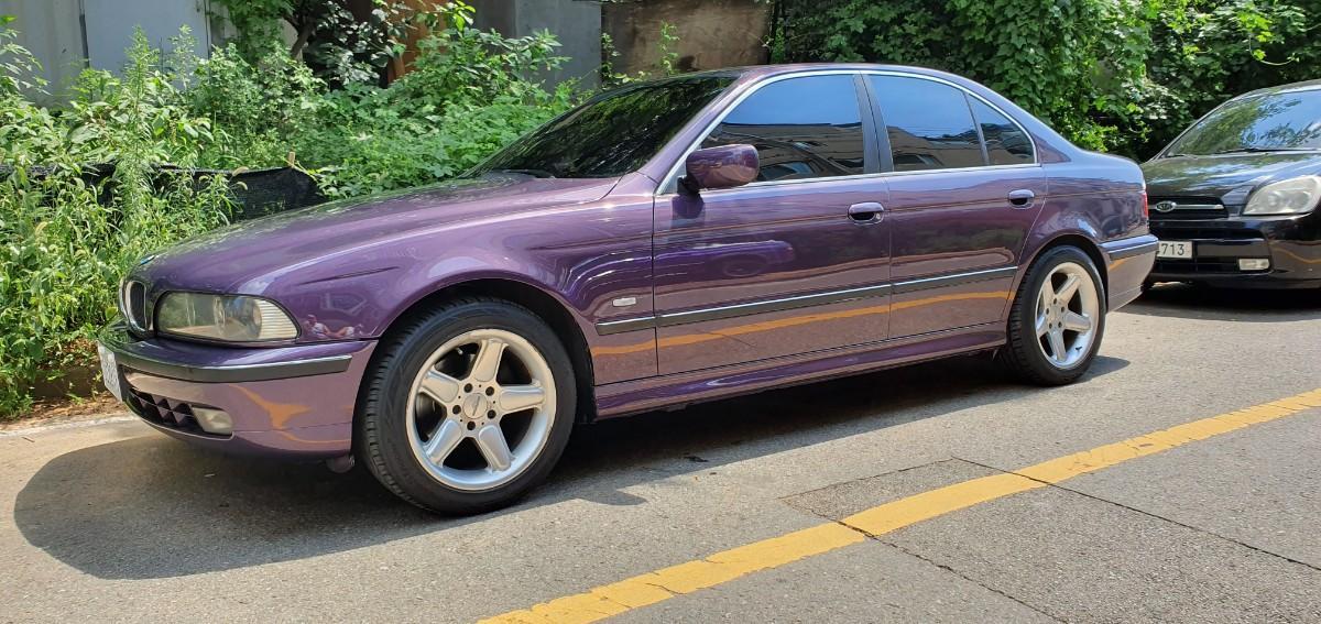 BMW e39 523ia 판매.대차(바이크가능) - 0