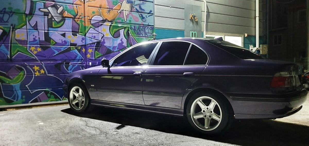 BMW e39 523ia 판매.대차(바이크가능) - 1