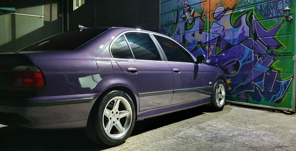 BMW e39 523ia 판매.대차(바이크가능) - 2