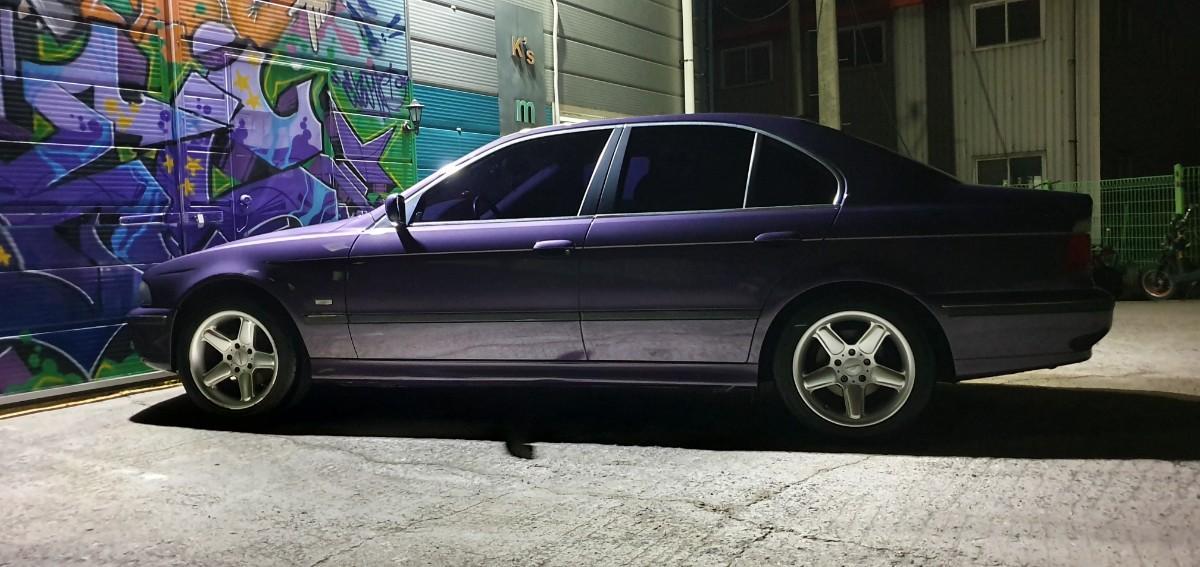 BMW e39 523ia 판매.대차(바이크가능) - 3