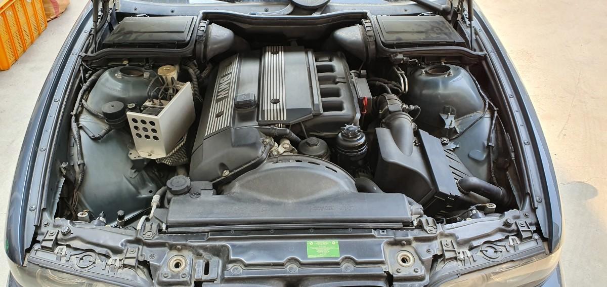BMW e39 523ia 판매.대차(바이크가능) - 4