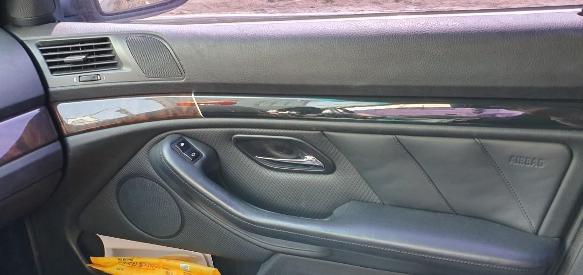 BMW e39 523ia 판매.대차(바이크가능) - 6