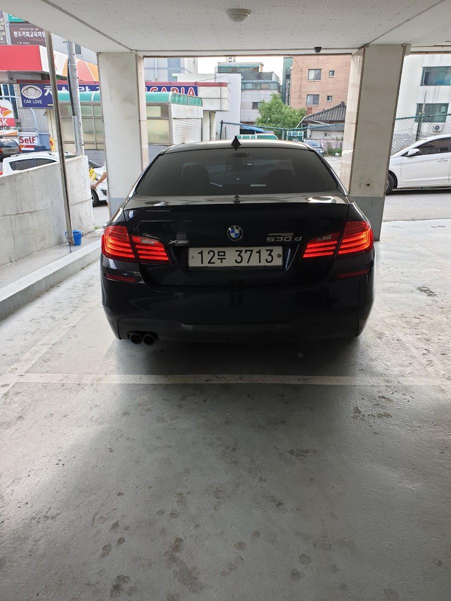 bmw 530d x-drive m스포츠 - 3